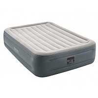 [해외]인텍스 Essential Rest Air Bed For 2 4137566132 Grey
