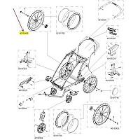 [해외]툴레 Wheel 40192436 Sport 20´´ Right 136934503