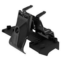 [해외]툴레 Kit Flush Rail 186034 Opel Mokka/Mokka X 1137552401 Black