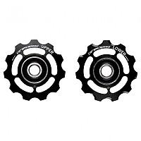 [해외]CERAMICSPEED Pulley Wheel Alloy Shimano 1136998049 Black