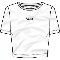 [해외]반스 Flying V 크롭 크루 스포츠 White