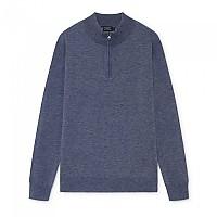 [해외]HACKETT Wool Silk Cashmere Hzp Coastal Blue