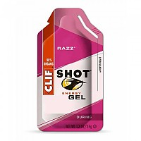 [해외]CLIF Energygrel Raspberry Box 24 Units 1270578