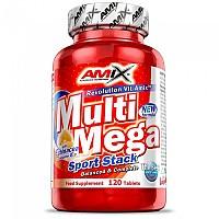 [해외]AMIX Multi Mega Stack 120 Tablets 137599009