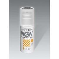 [해외]W2W Sport Sunscreen Cream 90ml 1630225 Yellow
