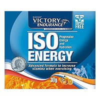 [해외]VICTORY ENDURANCE ISO Energy 30gr x 16 Units Orange / Mandarine