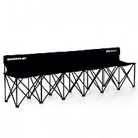 [해외]QUICKPLAY Folding Bench 9 pax Black