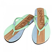 [해외]SINNER Capitola Turquoise/Light Brown