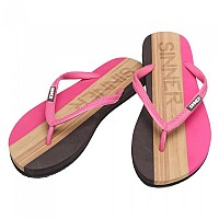[해외]SINNER Capitola Dark Pink/Light Brown