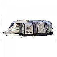 [해외]OLPRO View Caravan Awning 300 with Porch 4137602417 Grey