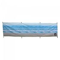 [해외]OLPRO The Beach 4 Pole Compact Windbreak Steel poles 4137602443 Blue