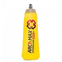 [해외]아치 맥스 Logo 500 ml Softflask 4136517819 Yellow