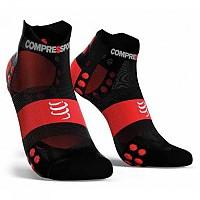 [해외]컴프레스포트 Pro Racing V3.0 울트라light Run 로우 Black / Red
