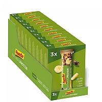 [해외]파워바 Natural Protein 40gr x 3 Bars x 10 Boxes 137604206 Banana / Chocolate