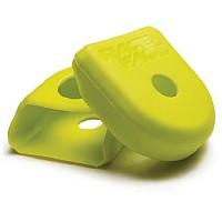 [해외]RACE FACE 스몰 Crank Boot 2 Units Yellow