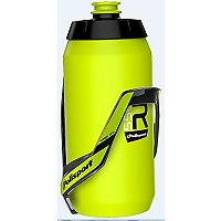 [해외]POLISPORT Cage Pro+Bottle 550ml 137613538 Lime