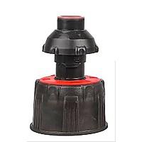 [해외]POLISPORT Pro Octane Quick Fill Spout 137612043 Black / Red