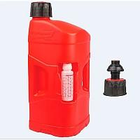 [해외]POLISPORT Pro Octane 20L With Quick Fill Spout 137612786 Red / Black