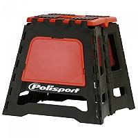 [해외]POLISPORT Bike Stand Foldable 137613776 Red CR 04