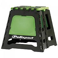 [해외]POLISPORT Bike Stand Foldable 137613777 Green KX 05 / Black