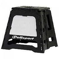 [해외]POLISPORT Bike Stand Foldable 137613778 Black / White