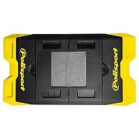 [해외]POLISPORT Moto Pad Foldable 137613785 Yellow RM 01 / Black