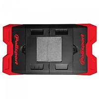 [해외]POLISPORT Moto Pad Foldable 137613788 Red CR 04 / Black