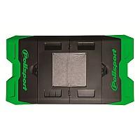 [해외]POLISPORT Moto Pad Foldable 137613789 Green KX 05 / Black