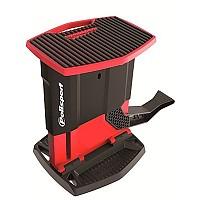 [해외]POLISPORT Lift Bike Stand Foldable 137613796 Red CR 04 / Black