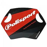 [해외]POLISPORT Pit Board Black / Red / White