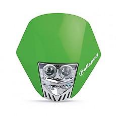 [해외]POLISPORT HMX LED 9137613554 Green KX 05