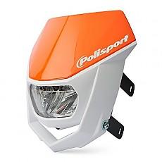 [해외]POLISPORT Halo LED 9137613675 Orange KTM / White