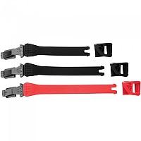 [해외]THOR Radial 스트랩 Kit Black / Red