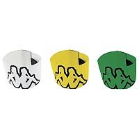 [해외]카파 Captain 3 Units 3137234948 Green / Yellow / White