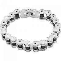 [해외]SPIRIT MOTORS Stainless 스틸 Bracelet 7.0 Silver / Grey