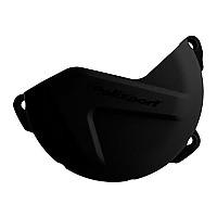 [해외]POLISPORT Clutch Cover Protector Yamaha YZ250F/WR250F 14-18 Black