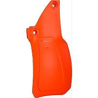 [해외]POLISPORT Rear Shock Flap KTM SX 07-16 SX-F 07-15 EXC/EXC-F 08-16 XC/XC-F 08-15 Orange KTM