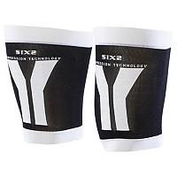 [해외]SIXS Compression Quad 9136337717 Black / White