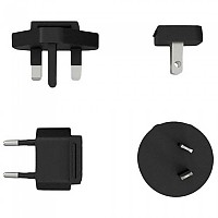 [해외]THERAGUN World Travel Charger Black