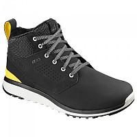 [해외]살로몬 유틸리티 프리ze CS WP Black / Black / Empire Yellow