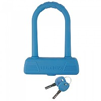 [해외]M-WAVE B 189 Shackle Lock Blue