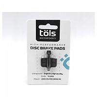 [해외]TOLS Organic Brake Pads Avid/Elixir/스램 XX Black / White