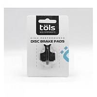 [해외]TOLS Organic Brake Pads Formula R/메가/더 One Black / White
