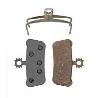 [해외]M-WAVE Organic Brake Pads For 스램 X0 트레일 Guide Black