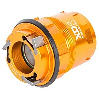 [해외]PROGRESS Nitro Disc CL/Nitro/Vektor 로드 스램 XDR 11-12s 프리hub Orange