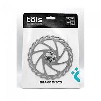 [해외]TOLS MTB Disc Wave Silver