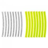 [해외]M-WAVE Reflickers Bow Yellow / Silver