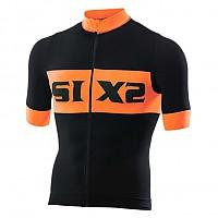 [해외]SIXS 저지 Biking S/S Luxury Black / Orange