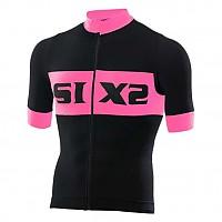 [해외]SIXS 저지 Biking S/S Luxury Black / Pink