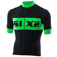 [해외]SIXS 저지 Biking S/S Luxury Black / Green